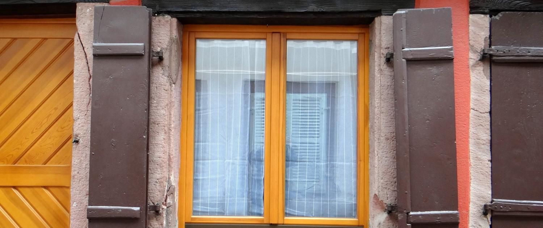Fenster examplarisch